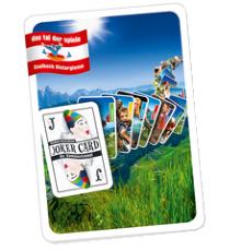 Saalbach-Jokercard