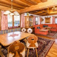 MH Landhaus with fireplace