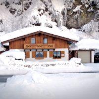 MH Landhaus Viehhofen im Winter
